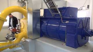 715 Kw Pelton turbine-HD
