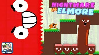 The Amazing World of Gumball: Nightmare In Elmore - Giant Wall vs Hotdog (Cartoon Network Games)