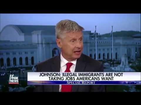 Defining Gary Johnson