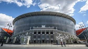 WM-Stadionporträt: Jekaterinburg-Arena (Jekaterinburg)