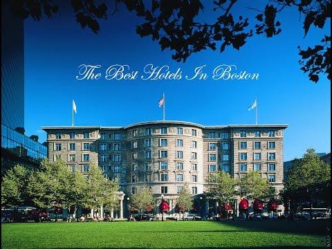 The Best Hotels In Boston