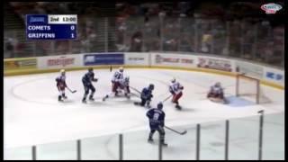 Utica Comets - Sven Baertschi Highlights - 2014-15