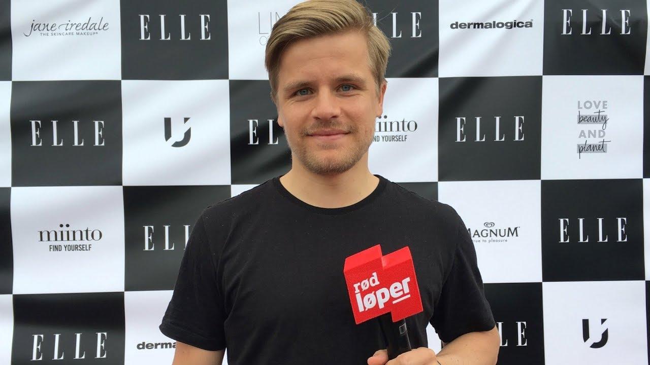 4a06a345 SE TV LIVE: Kjendisene ankommer Elle-festen - YouTube