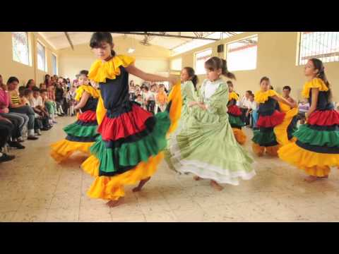Level Ground Trading: Traditional Colombian dance