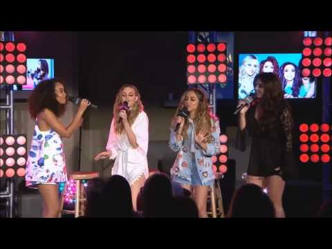 Little mix  ET Katy Perry Acoustic