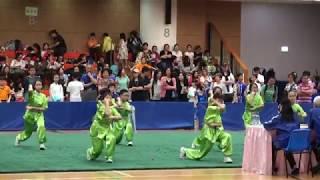 佛教林炳炎紀念學校~學校小學組初級南拳D隊 (2017全港公