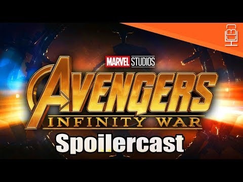 Avengers Infinity War Spoilercast - CBC