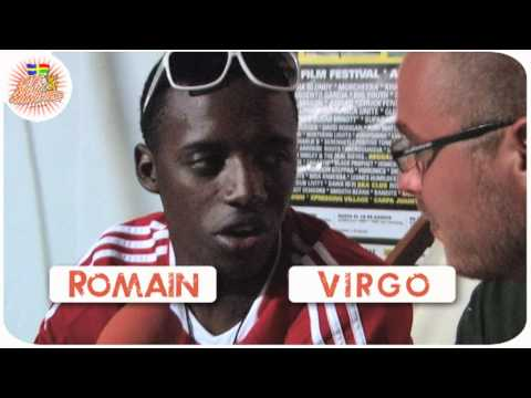 Interview with Romain Virgo by Late Night Munchies