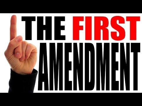 First Amendment RIghts