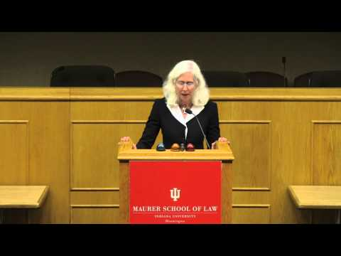 Susan Williams Distinguished Faculty Lecture