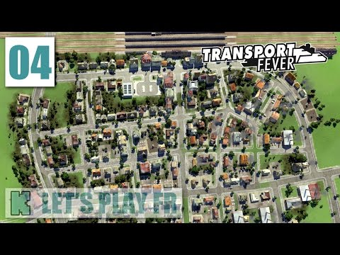 [FR] Transport Fever Let's play en partie libre | 1864 | Triangle de trains de passagers