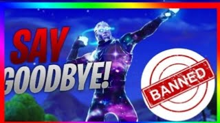 I Banned A Fortnite GALAXY ACCOUNT *In Game* (Watch Till The End)