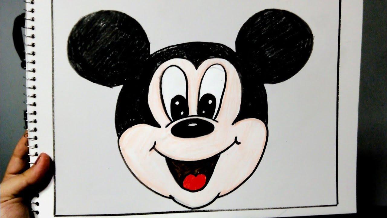 ميكي ماوس للاطفال رسم لم يسبق له مثيل الصور Tier3 Xyz