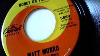 honey on the vine - matt monro - capitol 1966