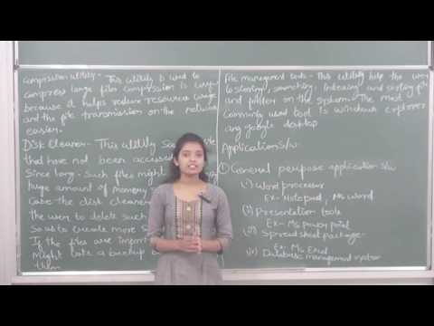 COMP-XI-2-05 Application software (2016) by Sandhya Chandra Pradeep Kshetrapal  channel