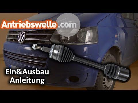 Gelenksatz Antriebswelle radseitig VW Multivan Transporter T5 1.9 TDI 2.0 5-Gang