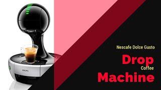 Nescafe Dolce Gusto Drop coffee machine