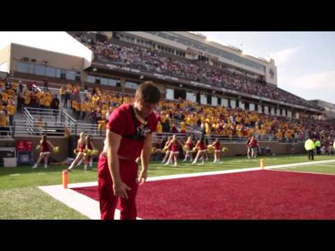 Boston College Football Fan Experience