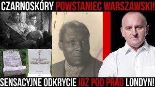 Czarnoskóry powstaniec warszawski! Kowalski & Chojecki NA ŻYWO w IPP TV 21.11.2017