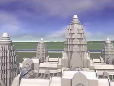 Angkor 3D Design