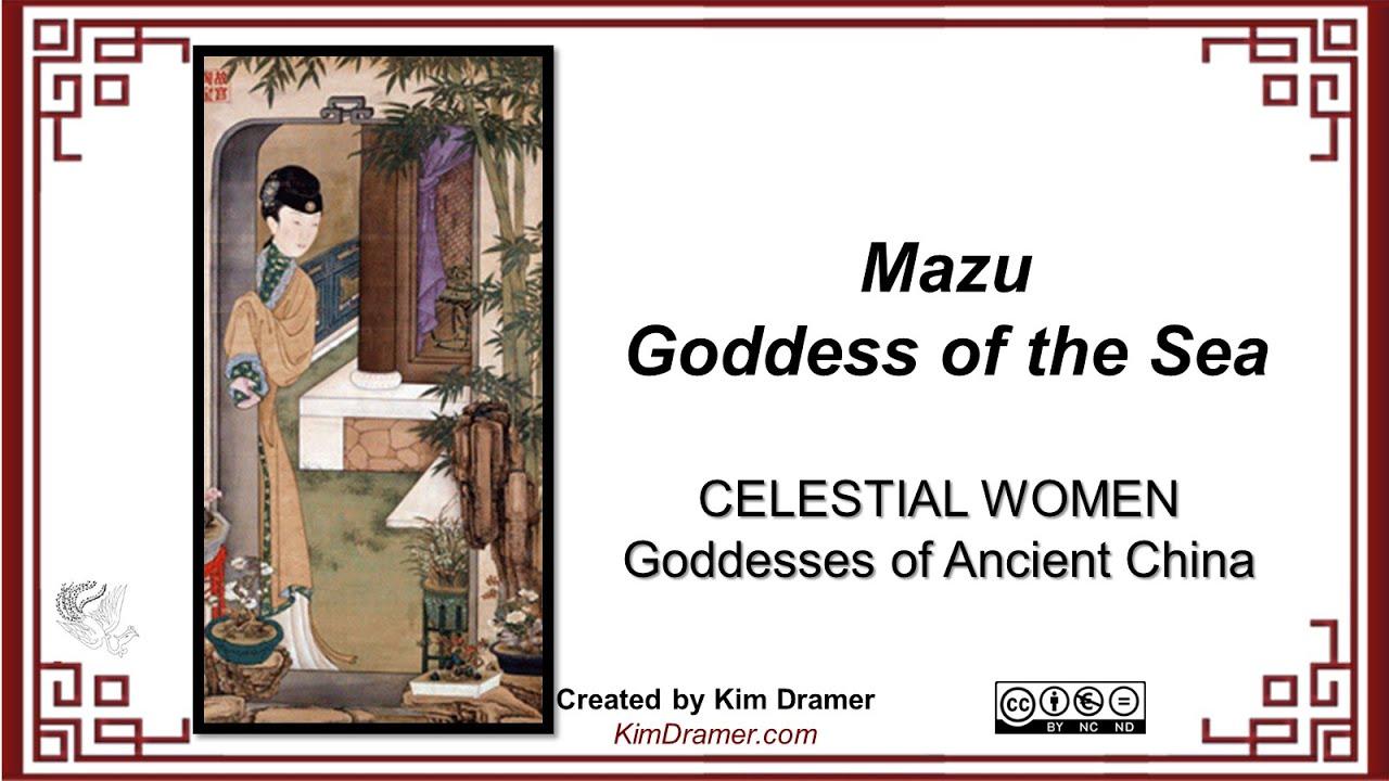 Download Mazu, Goddess of the Sea