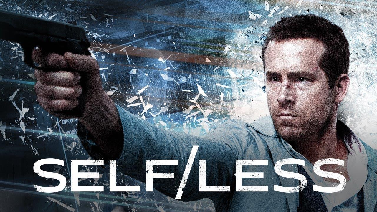Self/less trailer NL