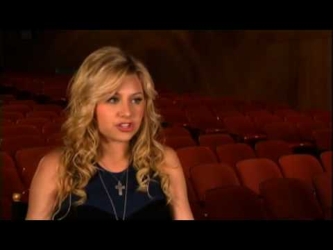 Interview with Aly Michalka -Bandslam-