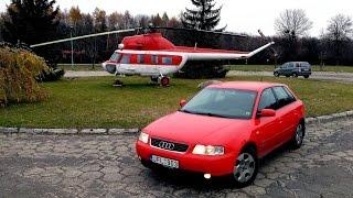 Авто на литовских номерах.  Красотка AUDI A3 (8L), 2000, 1.6 бензин/газ / EvroAvtoMarket