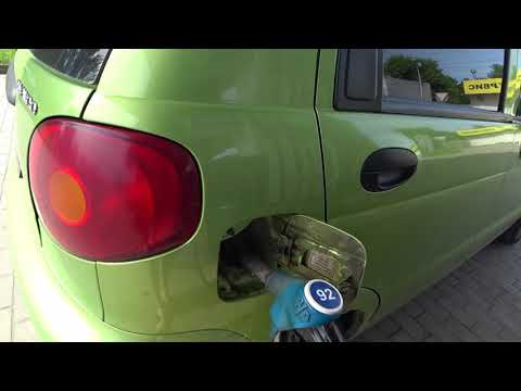 Реальный расход бензина на Дэо Матиз по городу