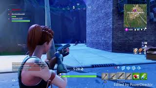 My Last Couple Games On Xbox Fortnite Battle Royal Montage.
