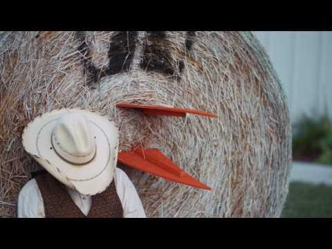 2017 Porter County Fair Cowboy - Texas Terry Sleeping