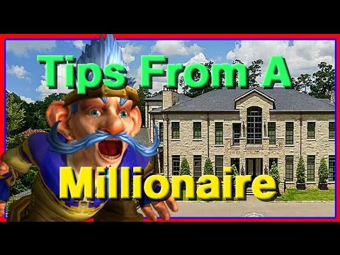 Tips from a Millionaire - (WoW Gold Guide)