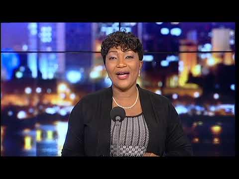 Le 20 heures de RTI  1 du 30 novembre 2018 par Marie Laure Ngoran