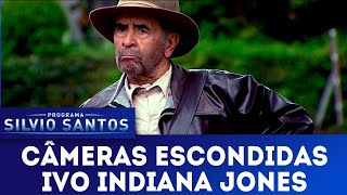 Ivo Indiana Jones | Câmeras Escondidas (21/04/19)