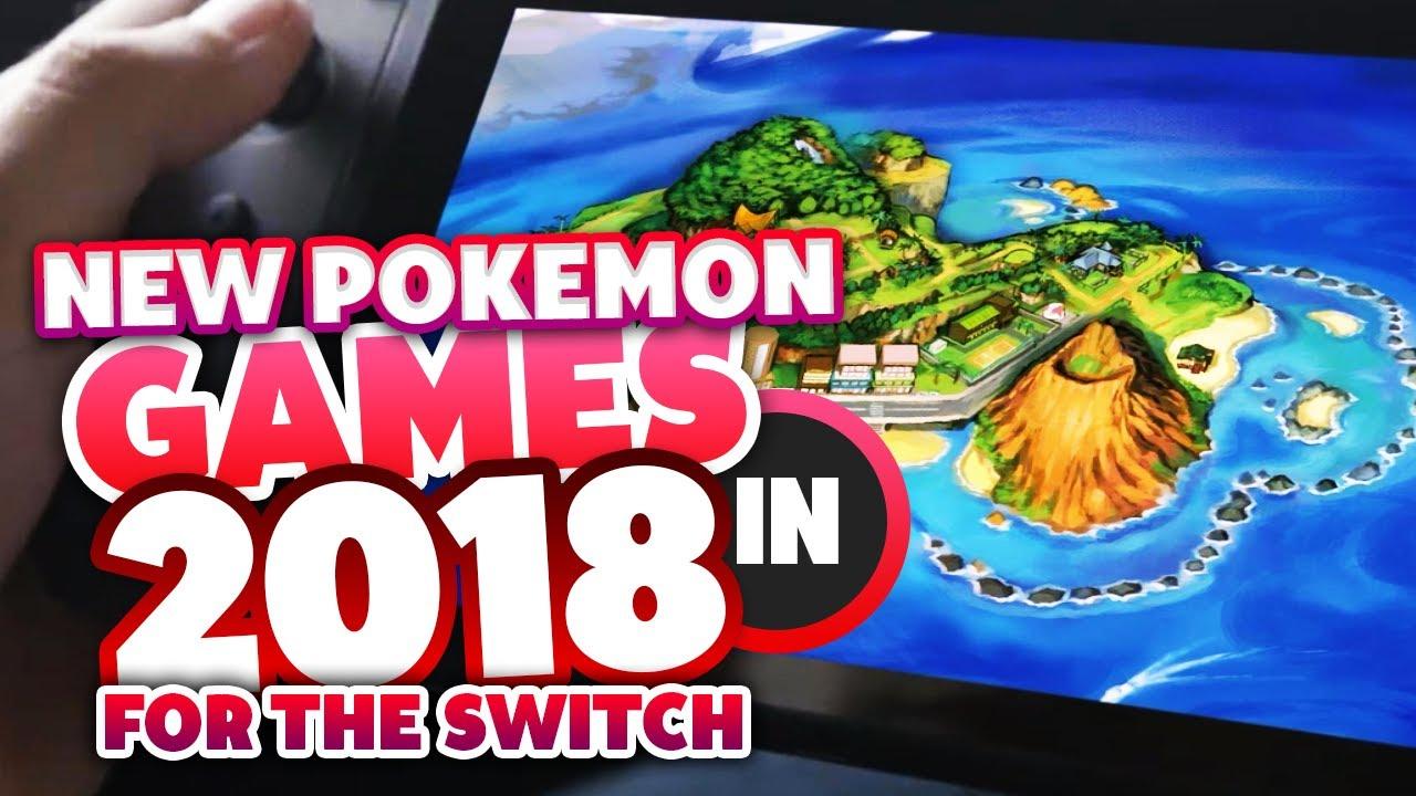 pokemon games 2019
