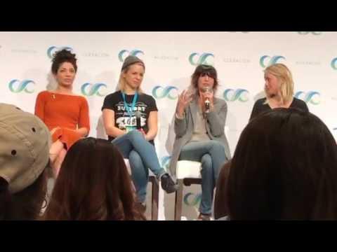 LGBTQ Actresses Part 2 ClexaCon 2017 streaming vf