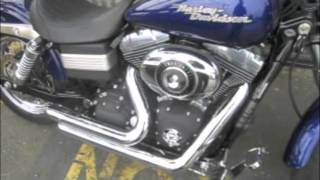 07 street bob vance and hines short shot pipes
