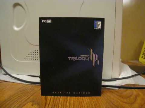 DJMAX Trilogy First Print Popular Edition Unboxing