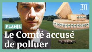 Pourquoi le comté est accusé de polluer les prairies et rivières de Franche-Comté #PlanB