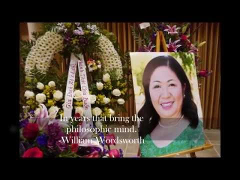 In Loving Memory of Cam Thi Tran Le, 1959-2015