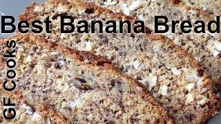 Banana Bread Recipe With Coconut - Gardenfork Cooks