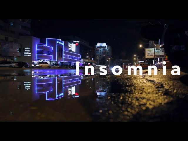 Insomnia - Jane K feat. Insomnis