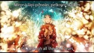 Kaija Koo - Kuka sen opettaa (finnish and english lyrics)