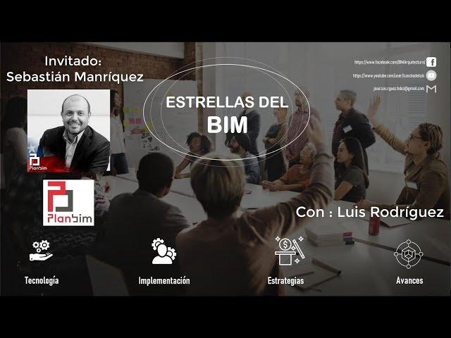 Estrellas del BIM con Sebastián Manríquez ( Hagamoslo viral)