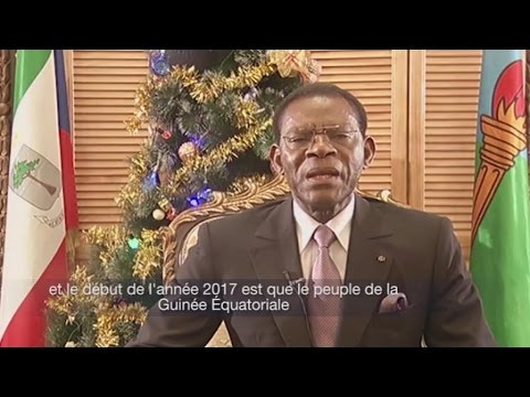 DISCOURS - Guinée équatoriale: Teodoro Obiang Nguema Mbasogo, Président de la République