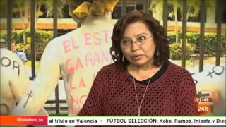 Entrevista, Morena Herrera