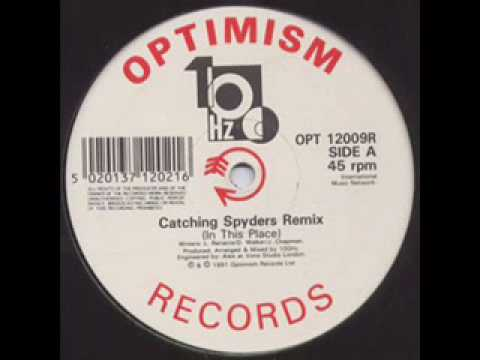 100HZ - Catching Spyders (Remix)