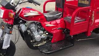150cc gasoline tricycle from china tricycle factory