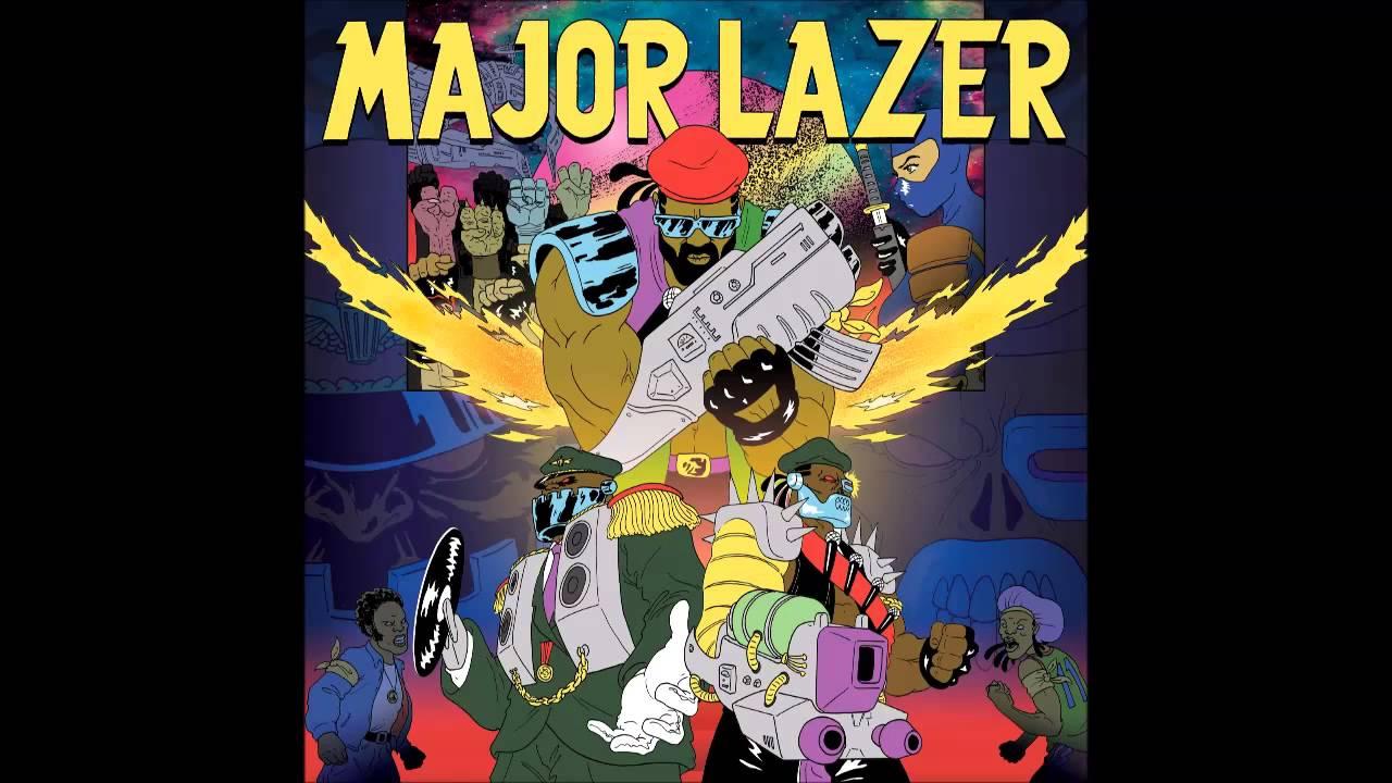 Download Major Lazer - Playground (feat. Bugle & Arama)
