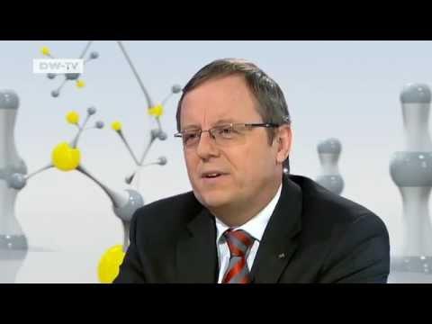 Studiogast: Prof. Johann-Dietrich Wörner, DLR | Projekt Zukunft